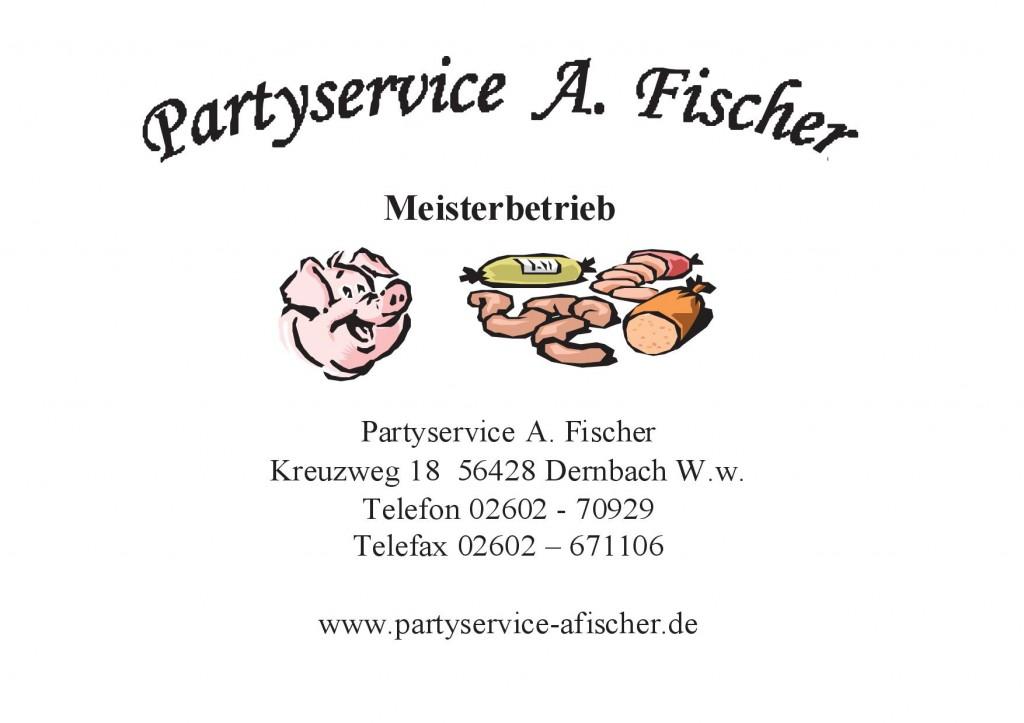 Partyservice Fischer